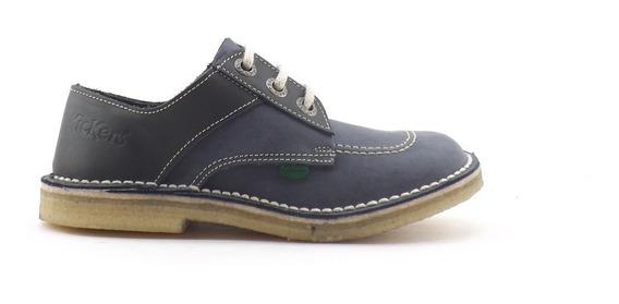 Zapatos Kickers Fray Mocho Clasicos Kazar Liquidacion 34-40