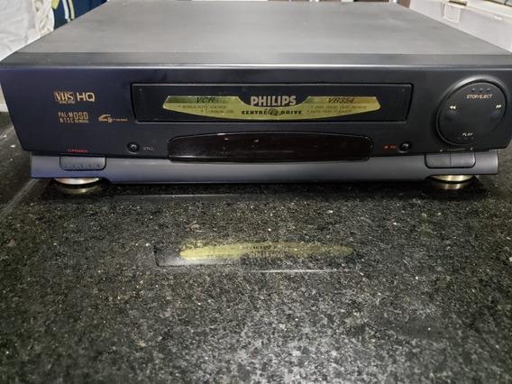 Vídeo Cassete Philips Leia A Descrição