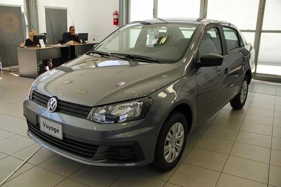 Volkswagen Voyage 1.6 Trendline 101cv 0 Km Autotag Vw Lp #a7