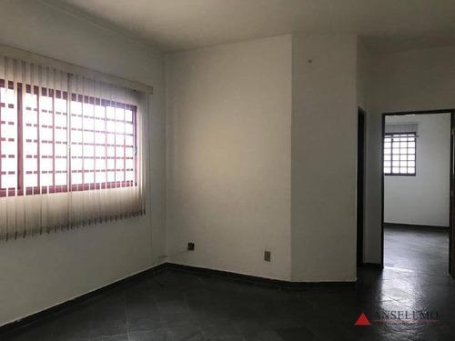 Imagem 1 de 9 de Sala Para Alugar, 50 M² Por R$ 1.100,00/mês - Vila Jordanópolis - São Bernardo Do Campo/sp - Sa0532