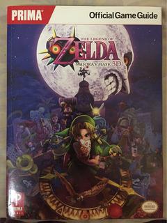 Zelda Majoras Mask Guia - Usado - Buen Estado