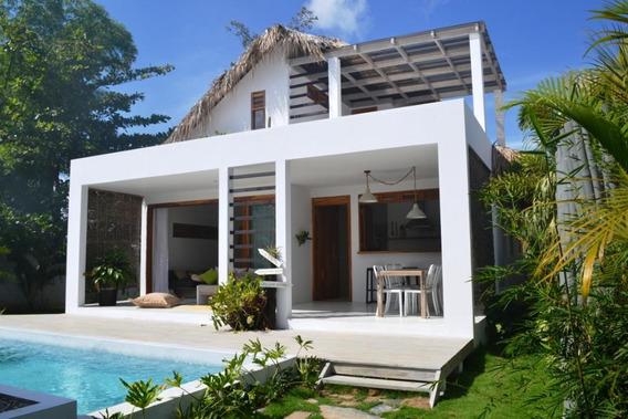 Villa Eco Zen En Venta En Las Terrenas