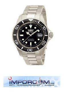 Reloj Invicta Titanio Buceo Automatico Calibre Seiko Japones