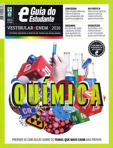Guia Do Estudante 2016 - Quimica