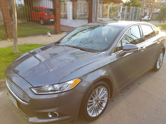 Ford Fusion 2.0 Se Luxury Plus At 2014 Dueno Vende
