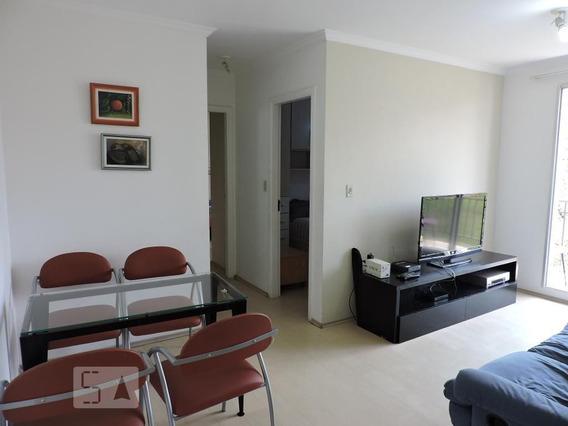 Apartamento No 9º Andar Com 2 Dormitórios E 1 Garagem - Id: 892981030 - 281030