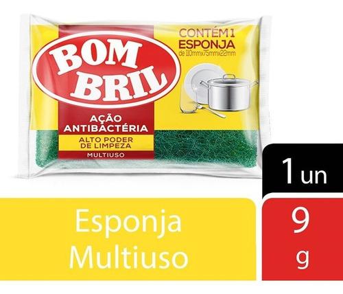 Esponja Multiuso Bombril 9g
