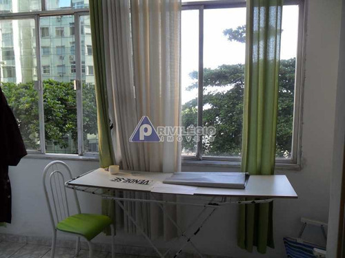 Imagem 1 de 17 de Apartamento À Venda, 2 Quartos, Leme - Rio De Janeiro/rj - 6290