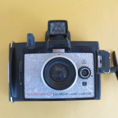 Maquina Fotografica Polaroid Colopark 100