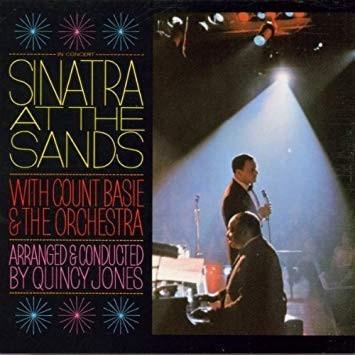 Sinatra At The Sands - Sinatra Frank (cd)