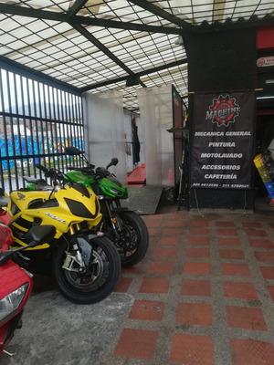 Local Comercial Lavadero De Motos