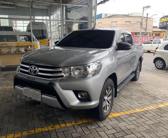 Toyota Hilux 2.7 Sr Cab. Dupla 4x4 Aut. Diesel