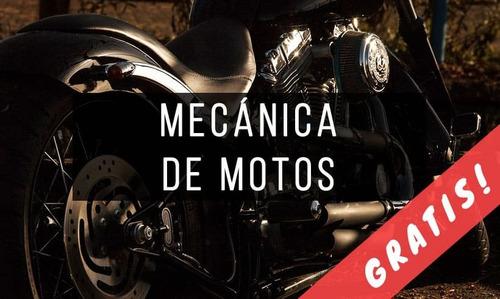Imagen 1 de 3 de Servicio De Mecánica De Motos