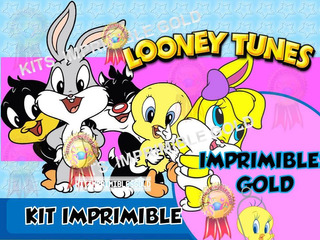 Tarjetas Para Cumpleaños Looney Tunes En Mercado Libre Argentina