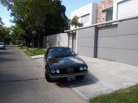 Alfa Romeo Mille Milla 1980 Motor 2000 2 Carb. Tot. Original