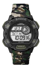 Relógio Timex Expedition Shock Digital Masculino T49976ww/tn