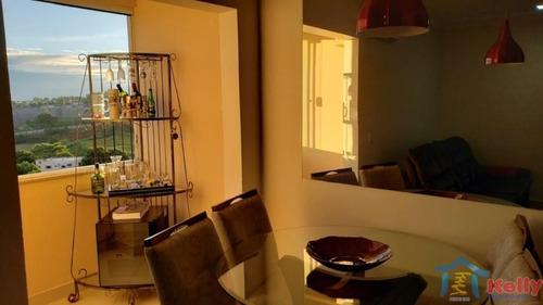 Apartamento Com 2 Dormitórios À Venda - Jardim Eldorado, Presidente Prudente/sp - 622