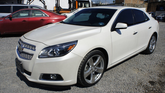 Chevrolet Malibu Ltz Turbo 2013 Blanco