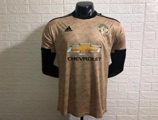 Camisa Manchester United 19/20 adidas Original Oficial Time