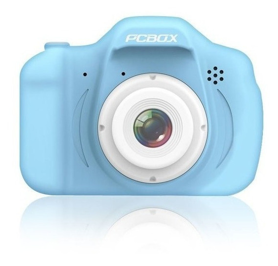 Cámara Digital Pcbox Click Filma+sd 16gb Hd Niños Niñas Fot