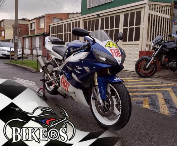 Yamaha R1 2002 Recibo Tu Moto @bikers!! Recibo Tu Moto @bike