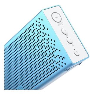Bocina Portatil Xiaomi Mi Bluetooth Speaker Azul