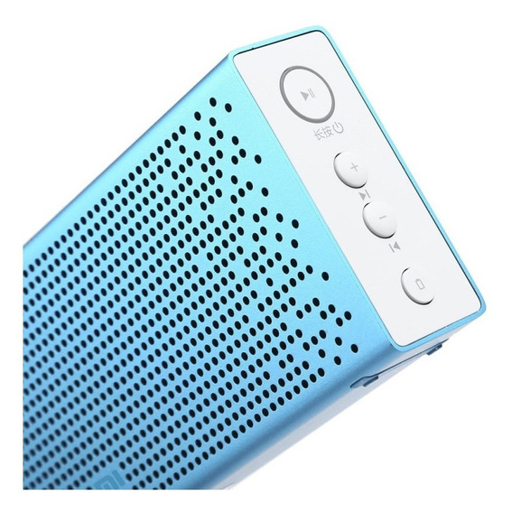 Bocina Portatil Xiaomi Mi Bluetooth Speaker Azul