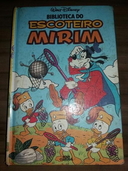 * Biblioteca Do Escoteiro Mirim Ano 1985 Nova Cultural * A5