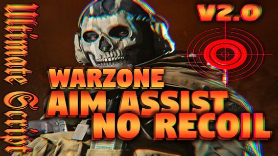 Warzone Ultimate Script Cronusmax Aim Assist Mods Xbox / Ps4