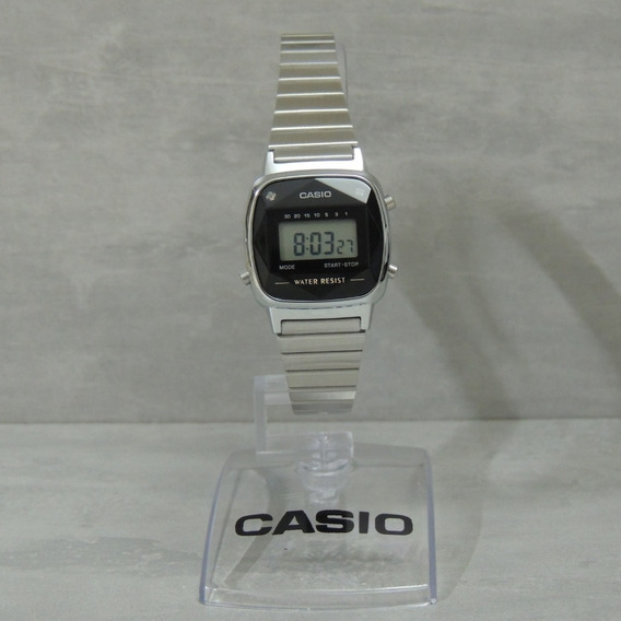 Relógio Casio Mini Diamond La670wad-1df - Nf E Garantia