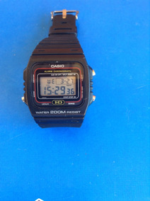 Relógio Casio Dw 260 Anos 80 !