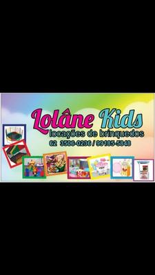 Lolane Kids Locações De Brinquedos