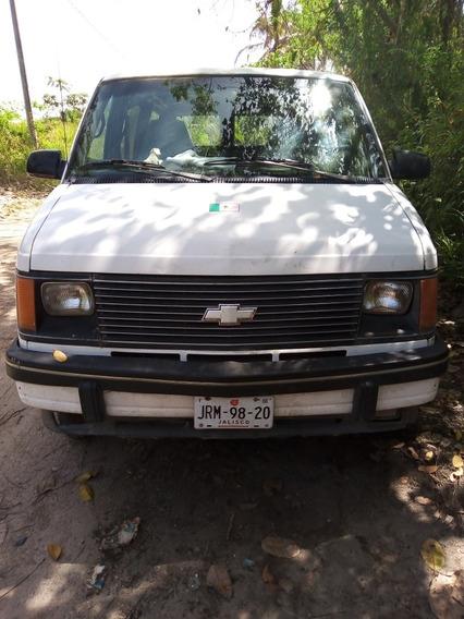 Chevrolet Astro 1993 4.3 Van Aa Ee Mt