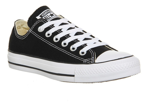 Zapatillas Converse All Star Negro Blanco! 100% Original!