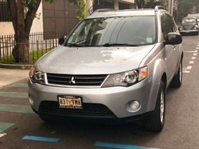 Mitsubishi Outlander 2.4 Ls Aa Ee At Unico Dueño
