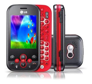 Lg Gt360 Câmera 2mp, Mp3, Rádio Fm, Bluetooth, Vivo