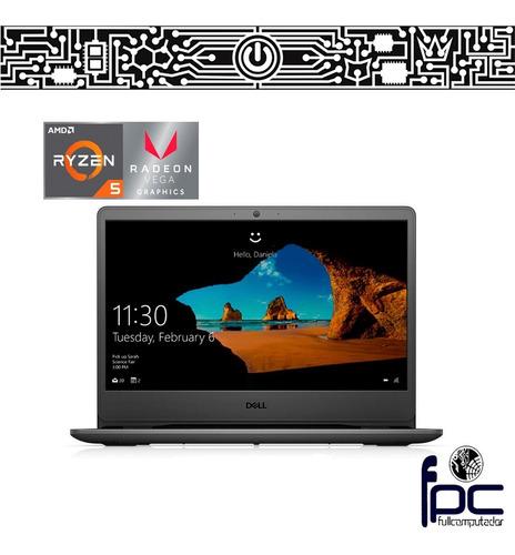 Imagen 1 de 2 de Fpc Laptop Dell Vostro 3405 Ryzen 5 3450u Ram 8gb Ssd 256gb