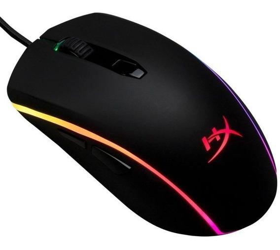 Mouse Hyperx Pulsefire Surge Rgb 16000dpi - Hx-mc002b + Nfe