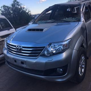 Sucata Toyota Hilux Sw4 3.0 2015 4x4