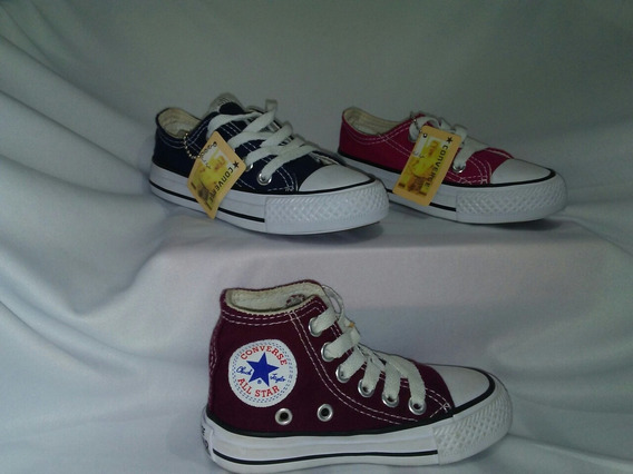 Zapatos Converse Para Niñ@s
