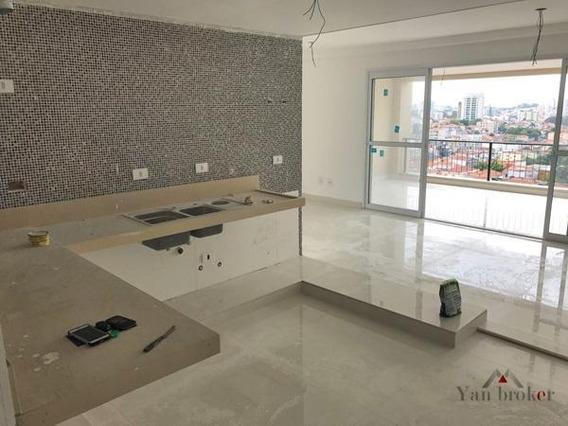 Apartamento Zona Norte Para Venda Em São Paulo, Jardim São Paulo(zona Norte), 4 Dormitórios, 4 Suítes, 6 Banheiros, 4 Vagas - 70695