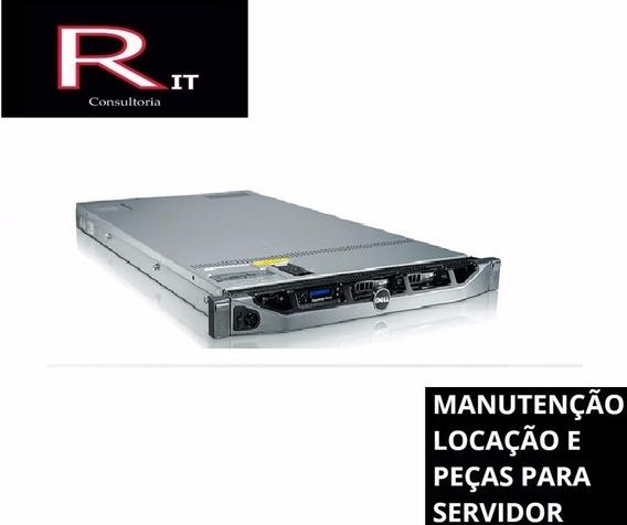 Servidor Dell Poweredge R410 32gb