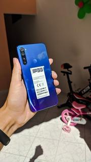 Xiaomi Redmi Note 8 Azul 4/64gb + Fone Bluetooth Single Ear