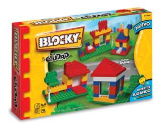 Ladrillos Blocky Ciudad 1 Por 70 Envios Full 01-0604 (4865)