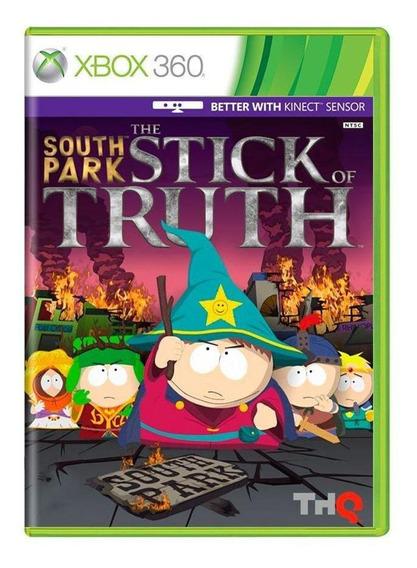 South Park The Stick Of Truth Xbox 360 Mídia Física