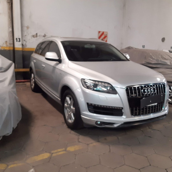 Audi Q7 2013 Usada Quattro 4x4 3 Fila De Asientos