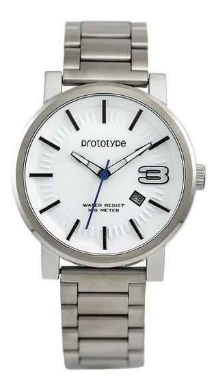Reloj Prototype Hombre Stl-059-07 Envio Gratis
