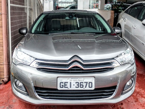 Citroën C4 Lounge Exclusive Thp 1.6 Flex Completo 2017