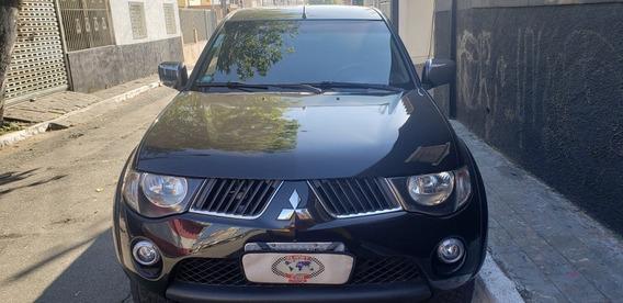 L200 2010 3.5 Triton Hpe Flex Cab. Dupla 4x4 Aut. 4p