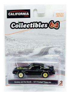 Greenlight 1:64 Calif Toys - Smokey 1977 Pontiac Trans Am